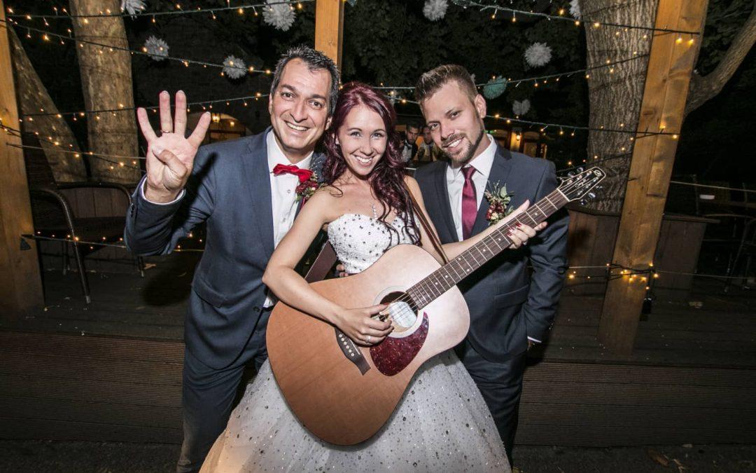 Enci és Feri esküvője – Dudok Rendezvényház