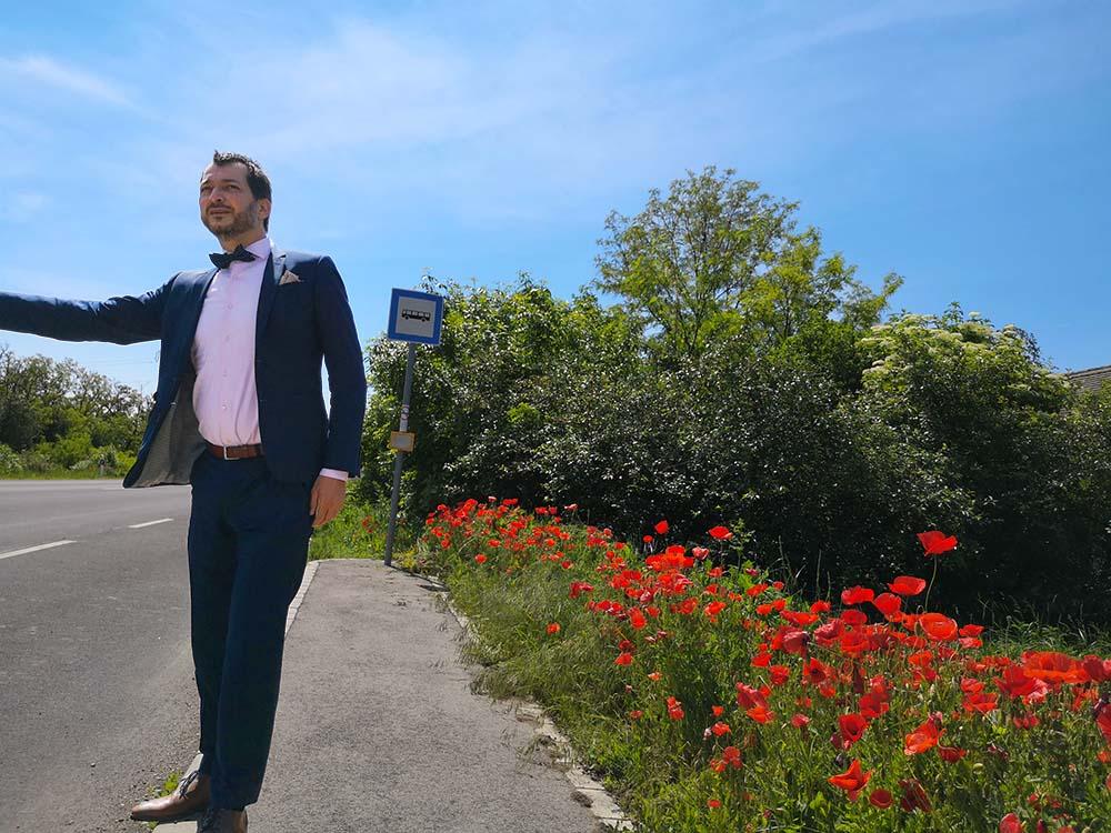 Huba ceremóniamester - vigyél el esküvőre